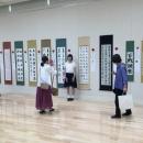 第15回滴仙会書法展学生展 (91)