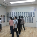 第15回滴仙会書法展学生展 (87)