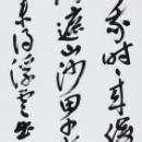 第15回滴仙会書法展 (住田瑤舟)