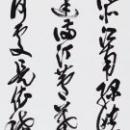 第15回滴仙会書法展 (外山久泉)