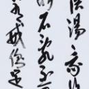 第15回滴仙会書法展 (西村玄洋)