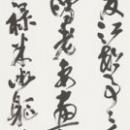 第34回読売書法展 荒川瑠川