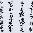 第15回滴仙会書法展 (橘 翠洸)