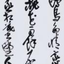 第15回滴仙会書法展 (日柳華翠)