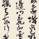 第15回滴仙会書法展 (藤澤華玉)