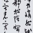 第15回滴仙会書法展 (山出渓雨)