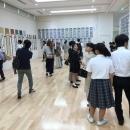 第16回滴仙会書法展 学生の部 (71)