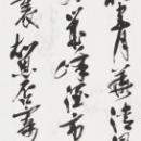 第34回読売書法展 新井秀泉