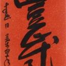第45回日本の書展 (7.櫻田蘭翠)